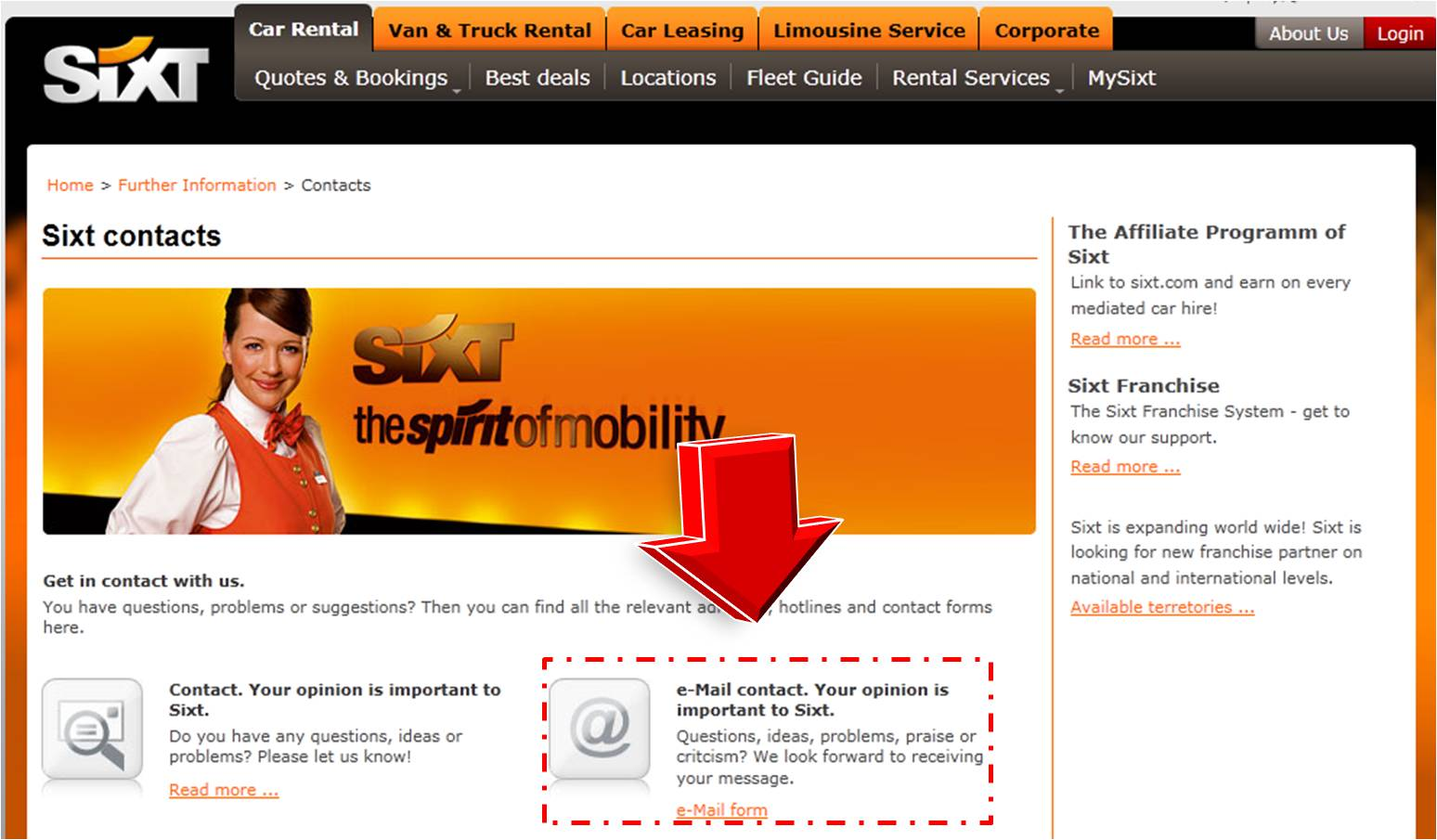 How to Save at Sixt Car Rental