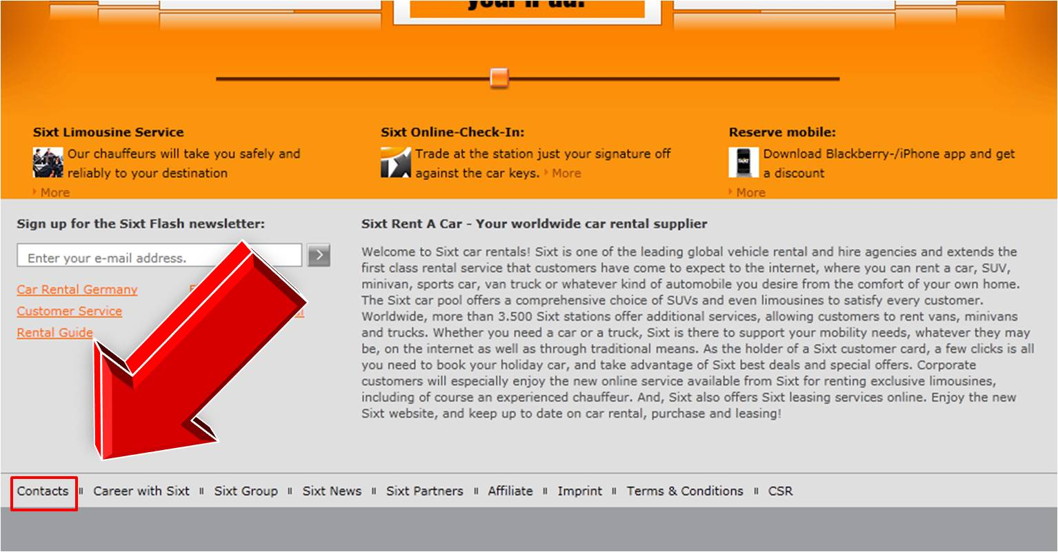 View Sixt Car Rental Deals How to Use Coupons and Codes. How to use Sixt Car Rental coupons and promo codes: Click on the shopping bag to see the summary of your order. Enter one of the promo codes below in the labelled field. Click APPLY to see your discount and continue checkout.