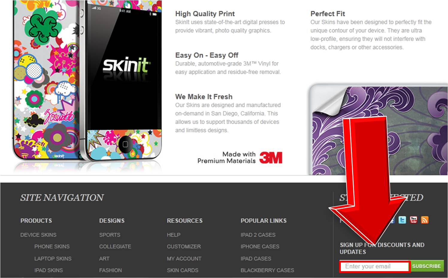 There are 4 Skinit coupon codes for you to consider including 4 sales. Most popular now: Create Your Own Personalized Case Today!. Latest offer: Skinit eCards starting at $%(9).