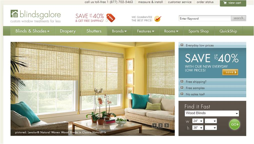 Blinds com coupon code