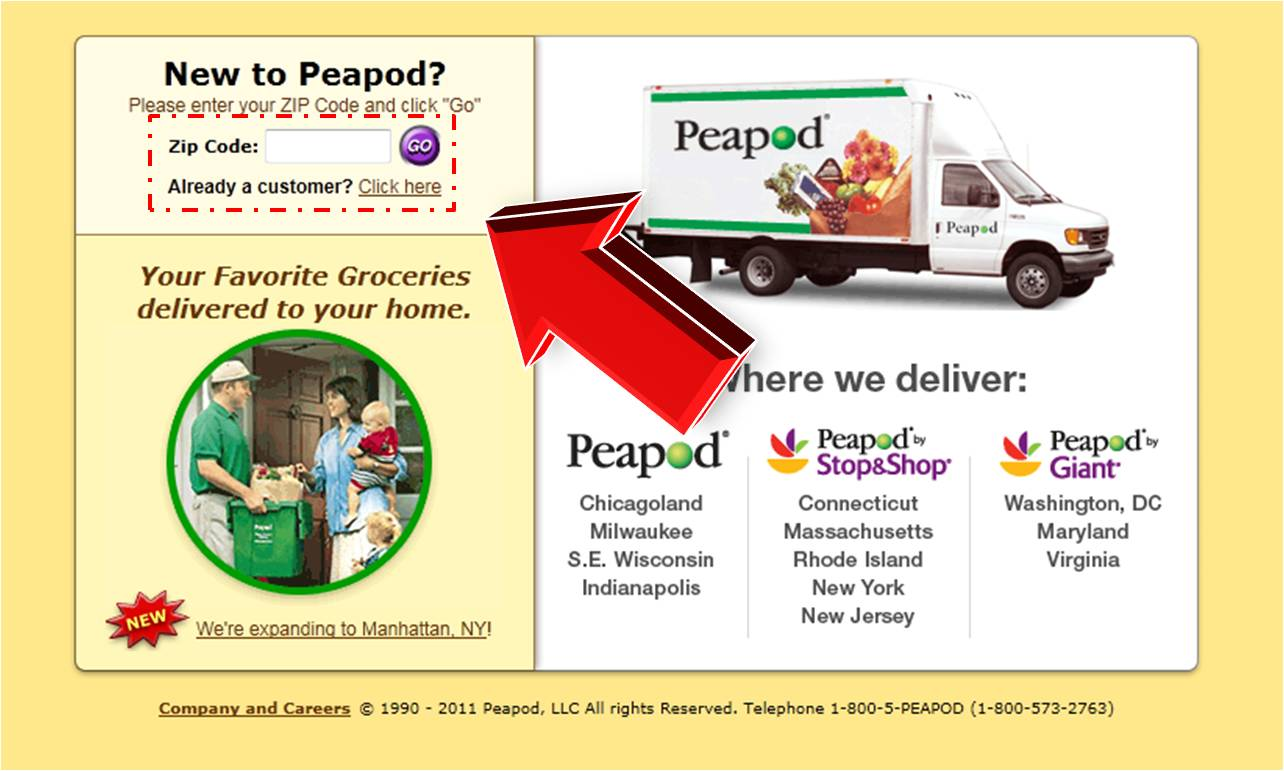Peapod Return Policy. Peapod has a % satisfaction guarantee policy, on every order, every time. Submit a Coupon. Sharing is caring. Submit A Coupon for Peapod here. Store Rating. Click the stars to rate your experience at Peapod.