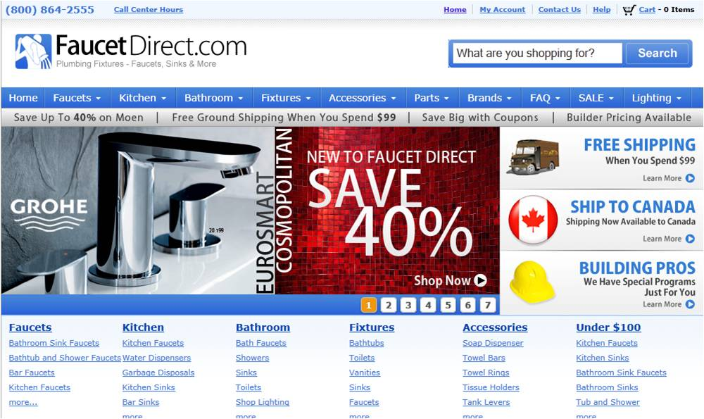 Faucetdirect Com Coupon Code Mega Deals And Coupons