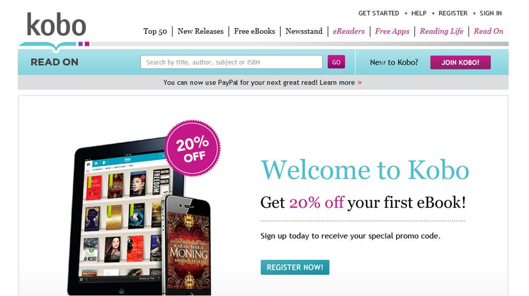 Kobo books coupon codes bright stars coupons kobo features over 2 million ebooks including classics and bestsellers kobo ebooks coupon codes fandeluxe Gallery