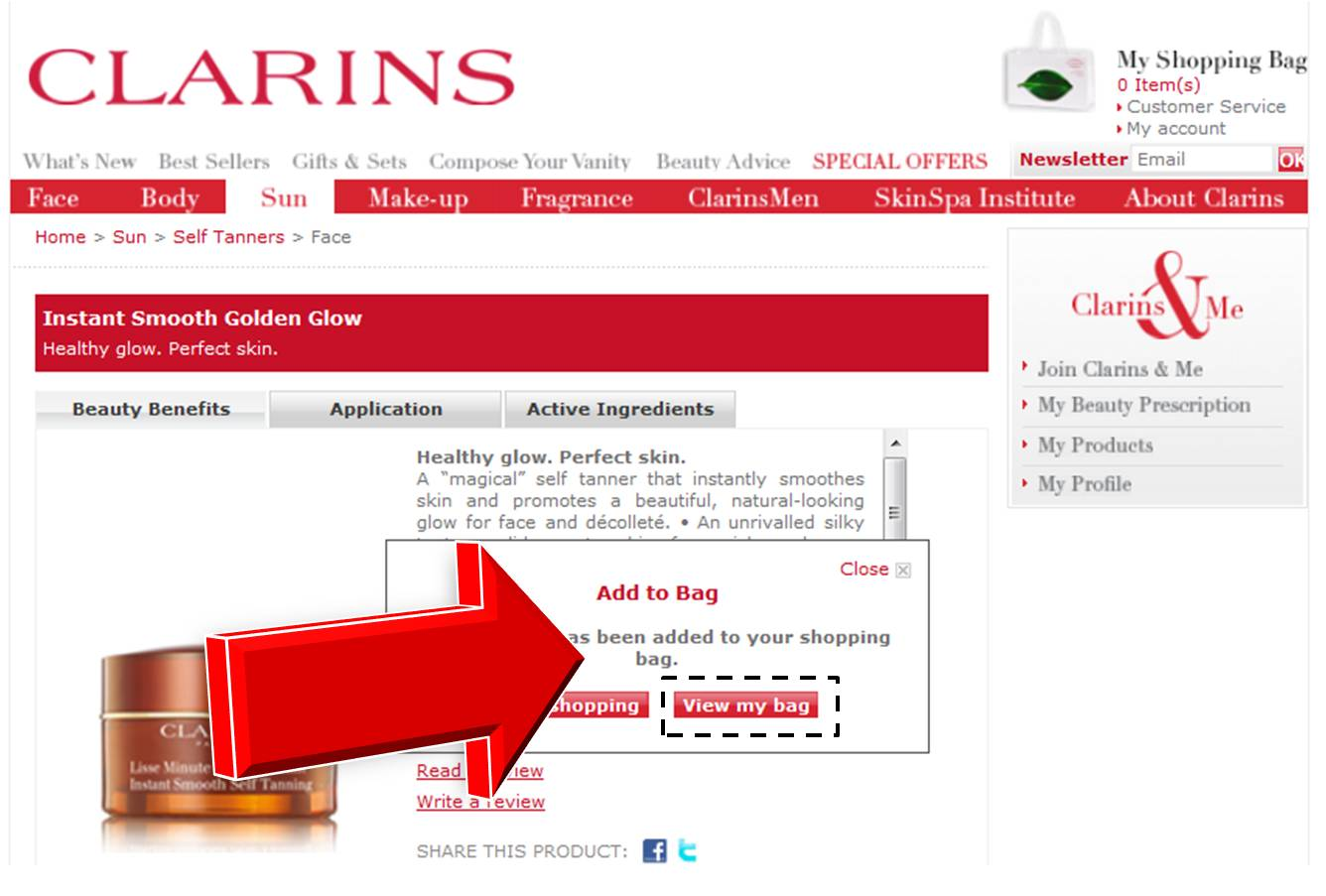 Never miss another coupon. Be the first to learn about new coupons and deals for popular brands like Clarins with the Coupon Sherpa weekly newsletters.
