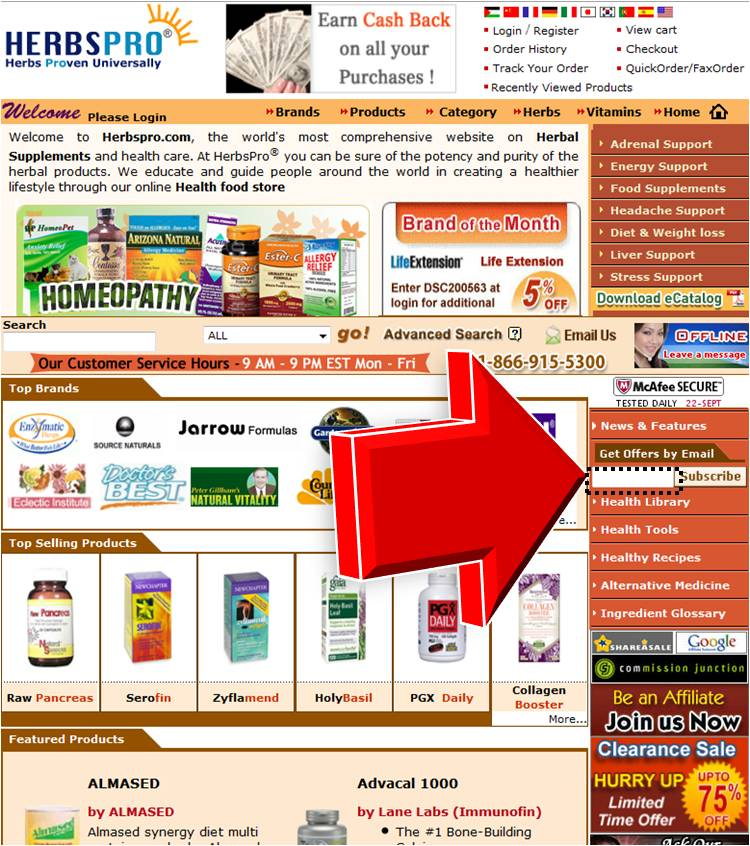 Herbspro coupon codes