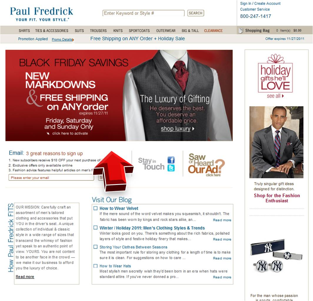 Paul Fredrick Coupons, Sales & Promo Codes. For Paul Fredrick coupon codes and deals, just follow this link to the website to browse their current offerings.
