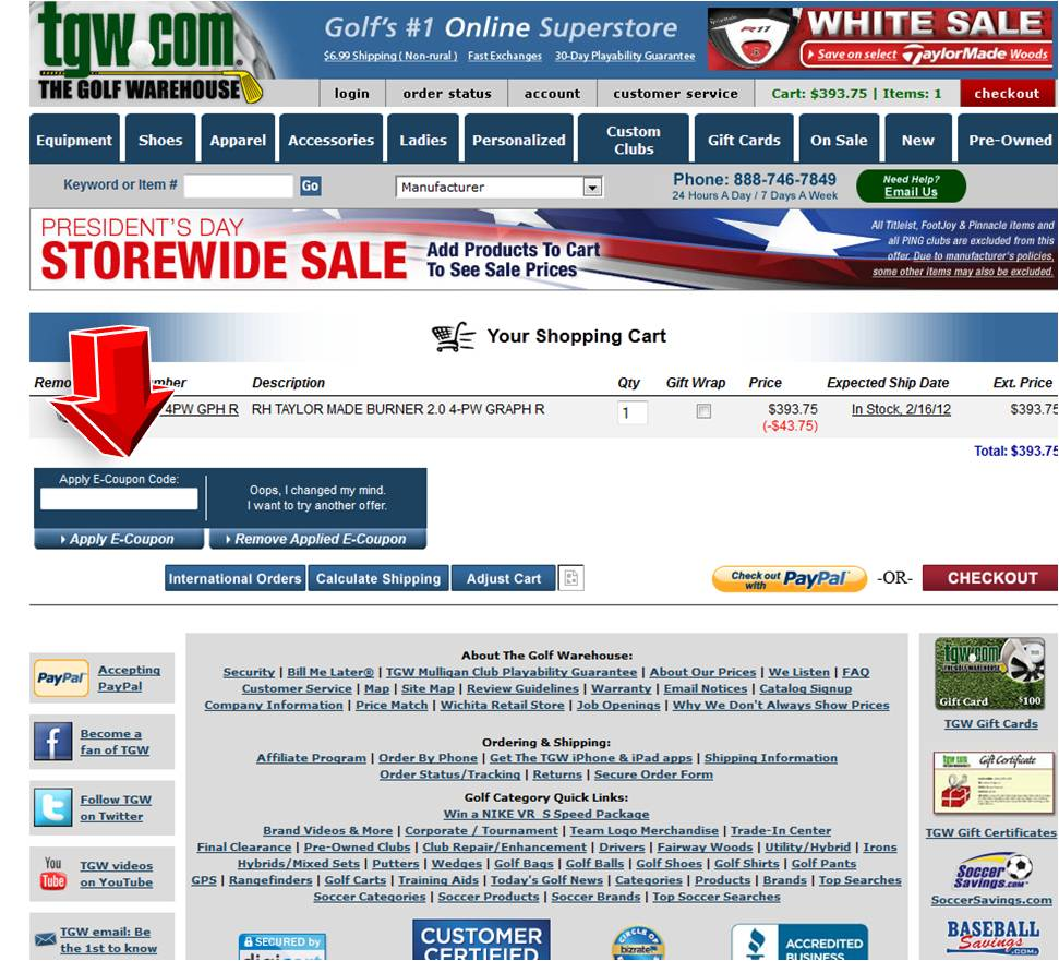 Tackle warehouse discount coupons