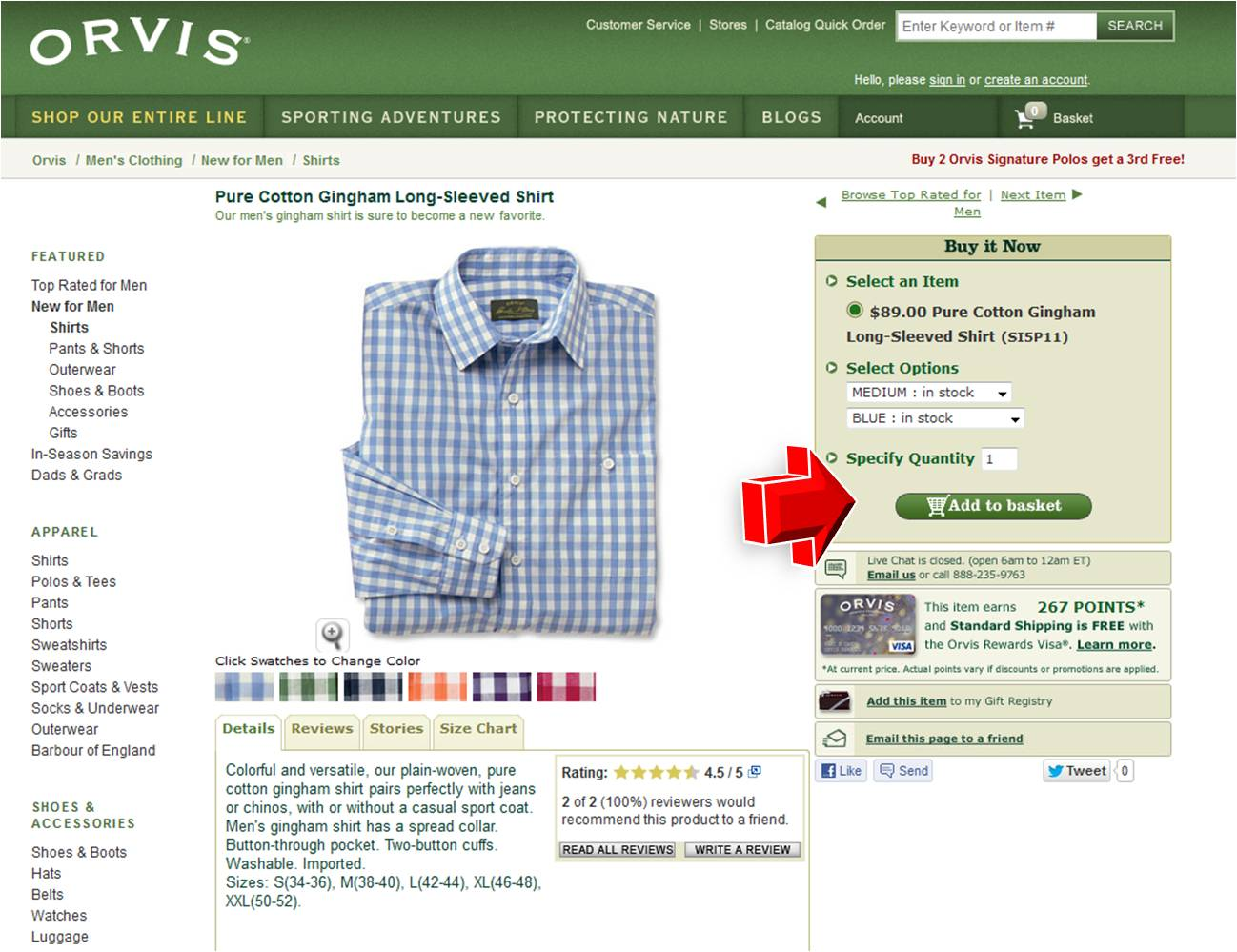 About ORVIS