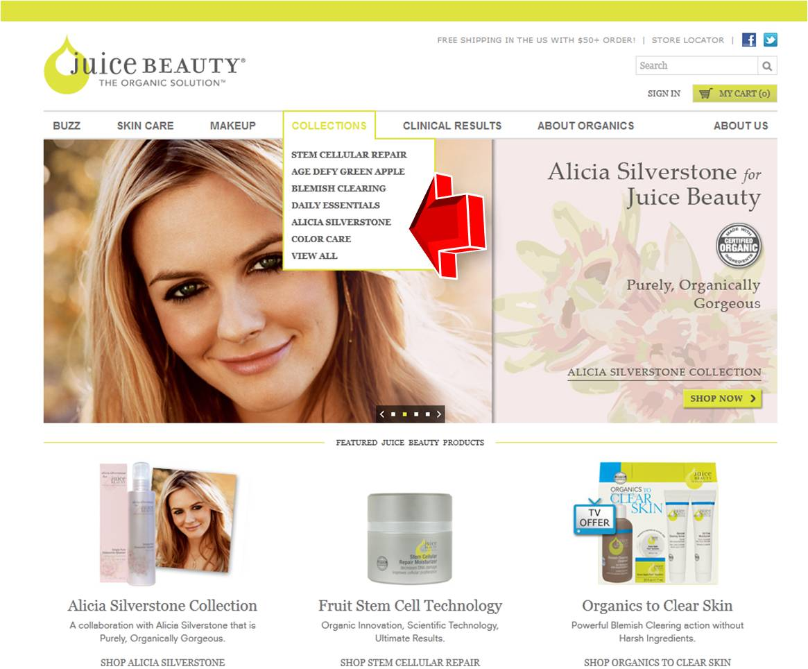 Hope one of our Juice Beauty coupons from the above list helped you saved money while shopping online. These Juice Beauty promo codes are revised everyday by our expert team of coupon-hunters and deal-spotters. You can rely on us to get the best Juice Beauty coupons as we take our coupons hunt very seriously.