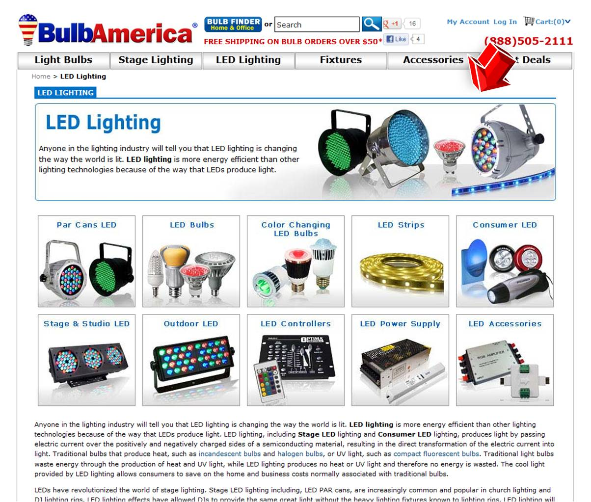 Bulbamerica discount coupon