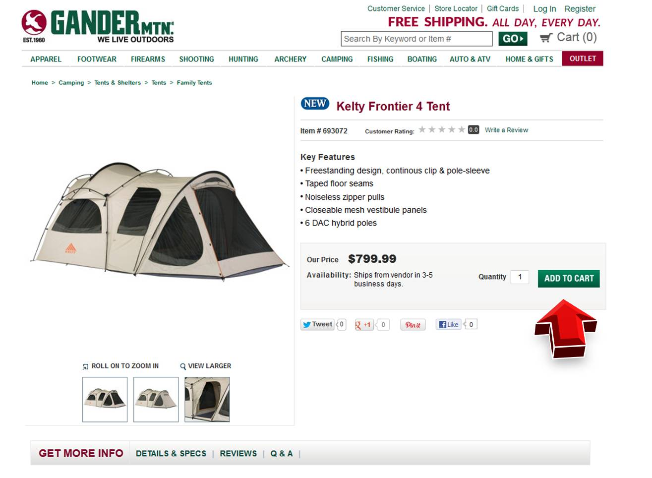 Gander mountain coupon codes