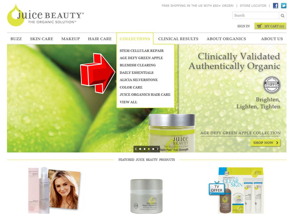 This includes tracking mentions of Juice Beauty coupons on social media outlets like Twitter and Instagram, visiting blogs and forums related to Juice Beauty products and services, and scouring top deal sites for the latest Juice Beauty promo codes.