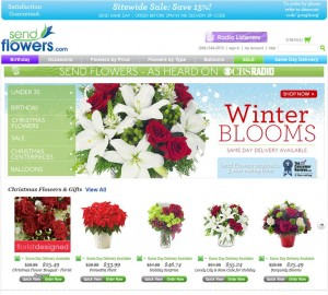 Flower Coupons on Com Promo Code Step1  Visit Sendflowers Com And Select Your Flowers