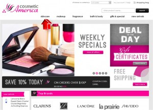 SkinCare from Cosmetic America