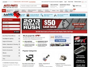 Auto Body Parts & Mirrors from Auto Parts Warehouse