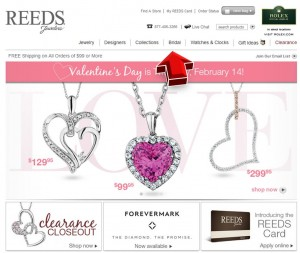 Bridal Collections from Reeds