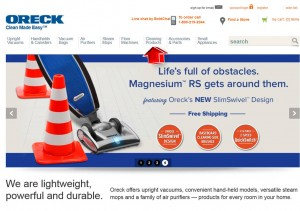 Cleaning Products from Oreck