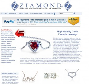 Engagement & Bridal from Ziamond