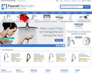 Kitchen Faucets from Faucet Direct