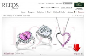 Valentine's Day from Reeds.com