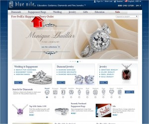 Engagement Rings from BlueNile