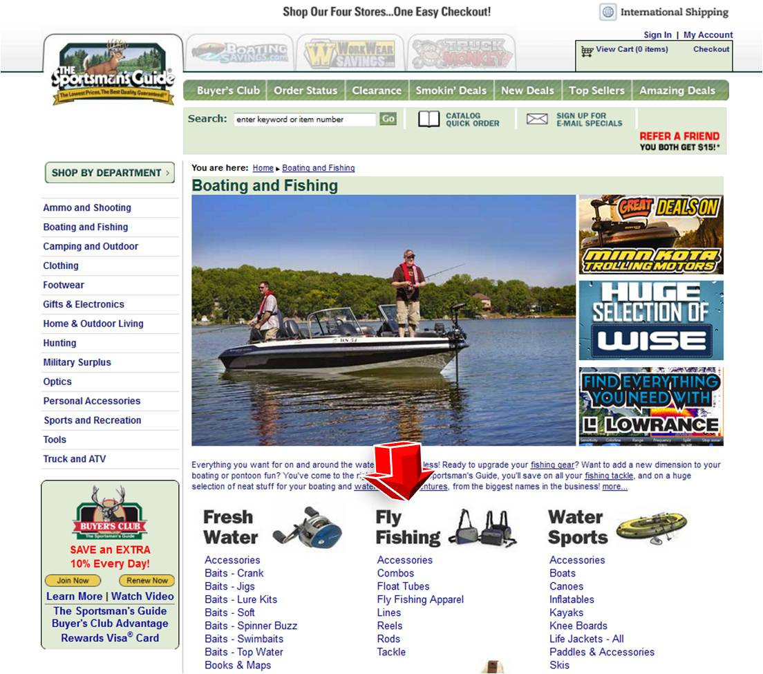 Sportsmans guide coupon code