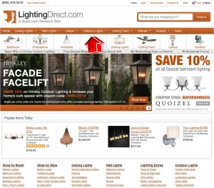 Outdoor Lighting from Lighting Direct