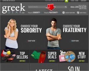 Shop by Fraternity from GreekGear