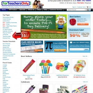 Teaching Aides from For Teachers Only