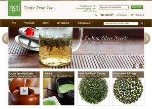 Tearware from Rishi Tea