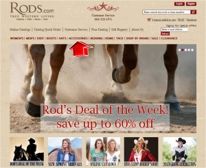 Accessories from Rods.com