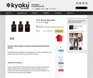 Step2 to Apply Kyokuformen Coupon